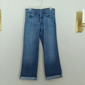 7 for all mankind Relaxed Fit BoyfrIend Jeans